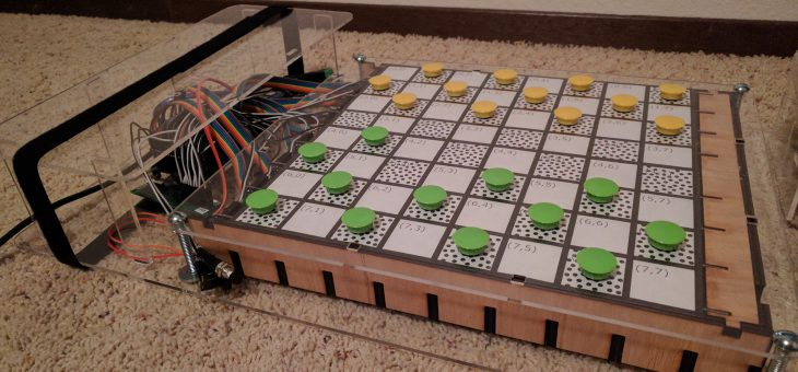 Smart Game Board – Completed!